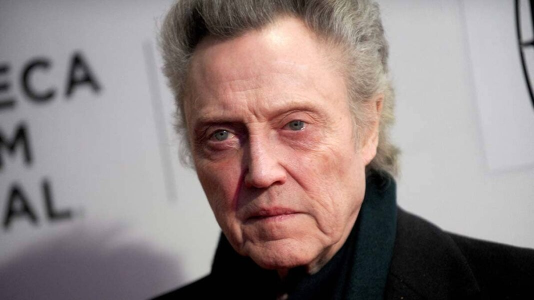 Christopher Walken Severance