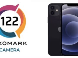 Dxomark Iphone 12