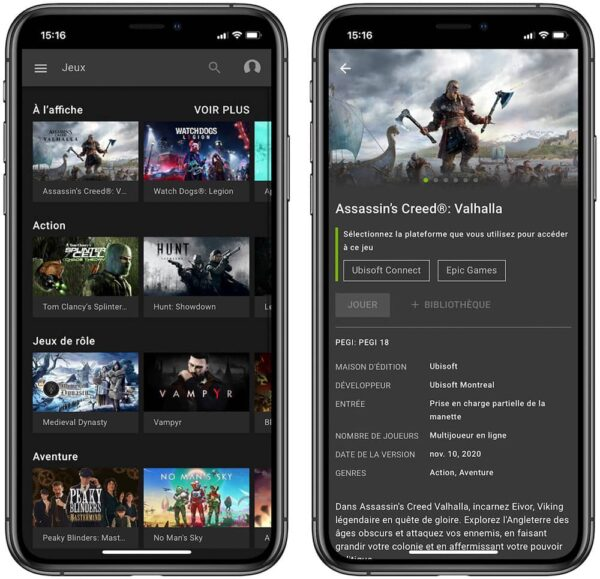 Geforce Now iOS