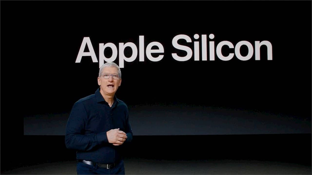 Macbook Apple Silicon 2021