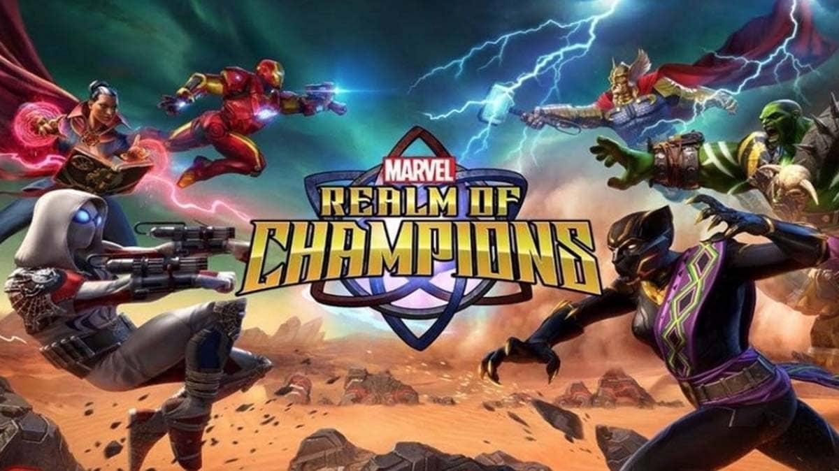 Marvel Realm Of Champion Ios
