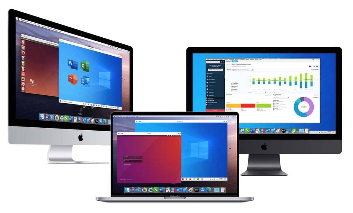 Parallels Mac M1