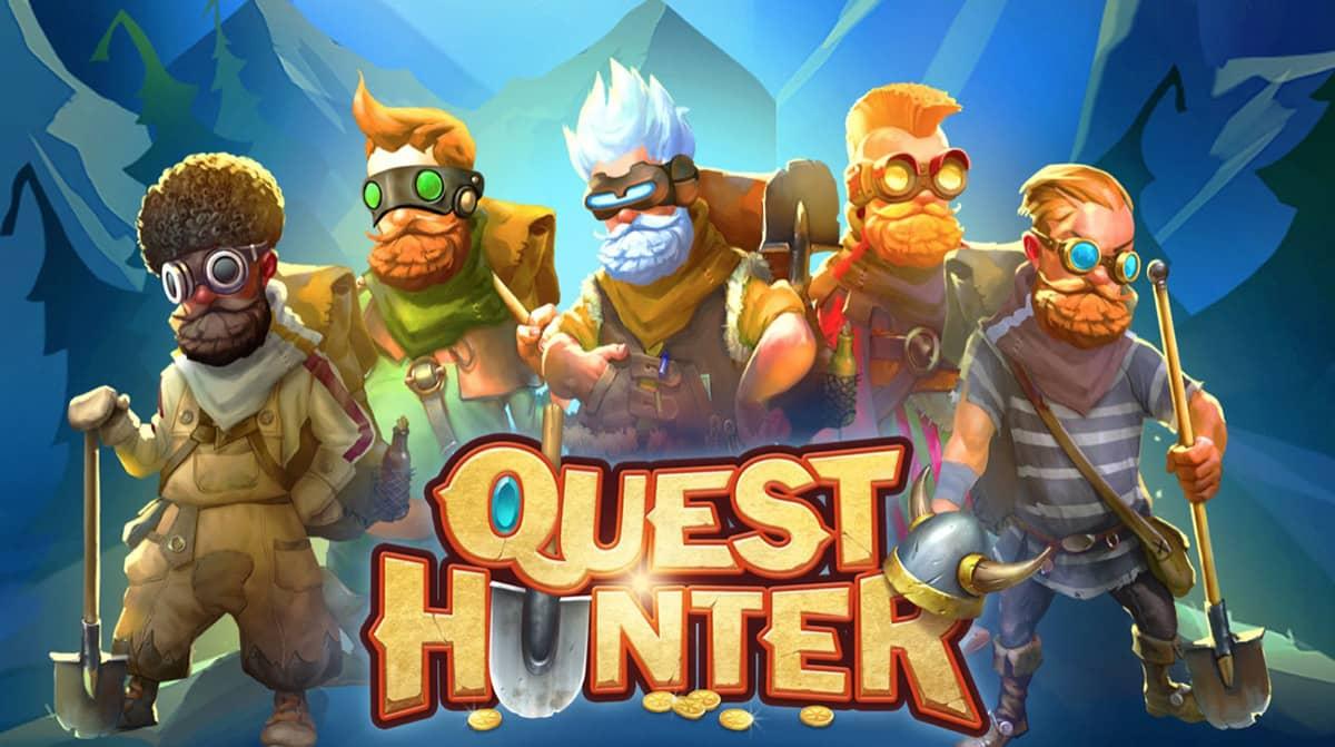 Quest Hunter Ios 2