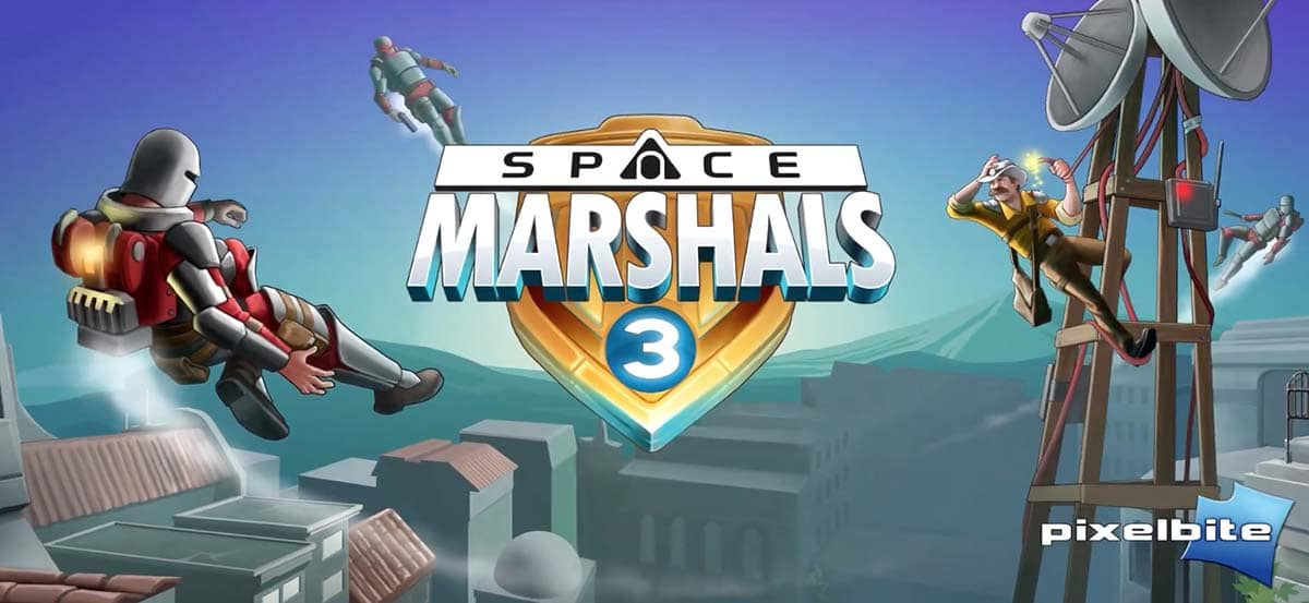 Space Marshals 3 Ios
