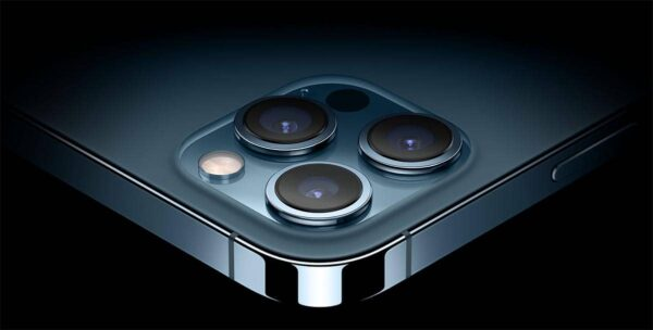 Apn iPhone 12 Pro Max Halide