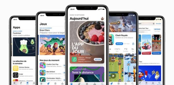 App Store Chine