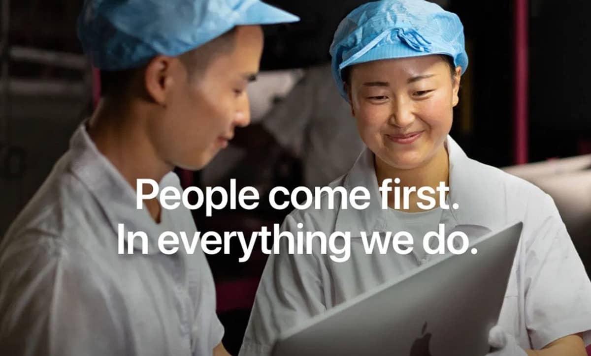 Apple Employes N20