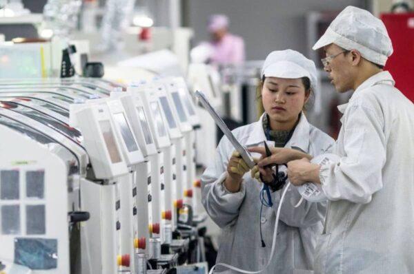 Apple - Droits des travailleurs