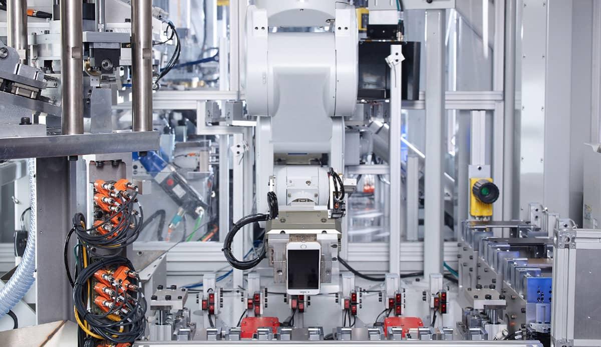 Apple Robot Recycleur Daisy
