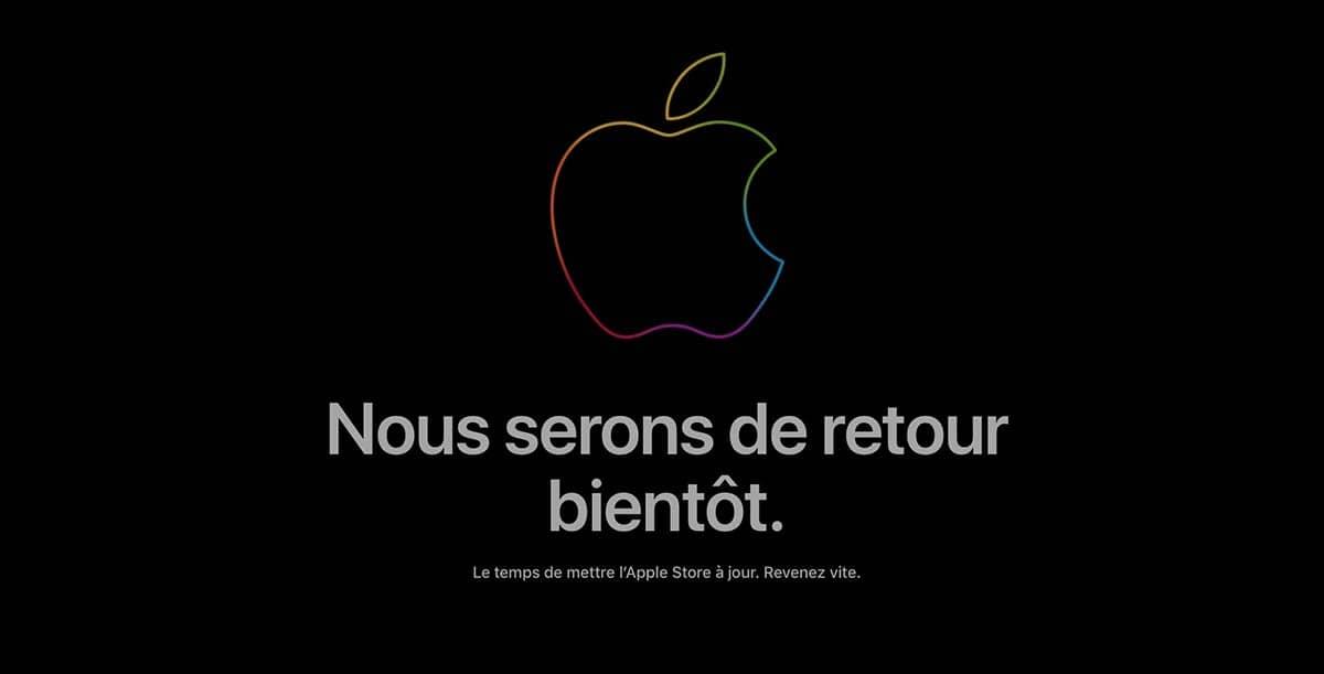 Apple Store Ferme Keynote Mac