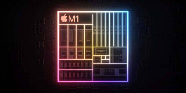 TSMC 3 nanomètres - Mac M1