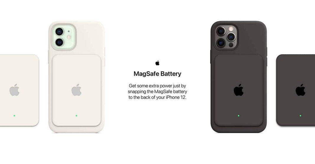 Concept Smart Battery Case Magsafe