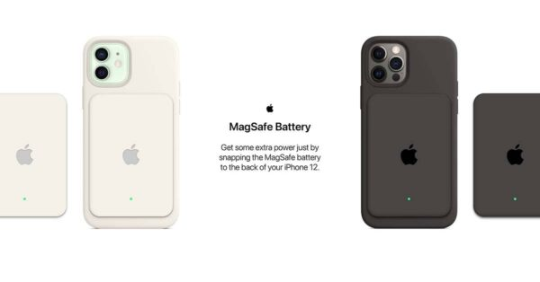 Concept Smart Battery Case Magsafe