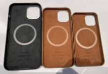 Coques Cuir Magsafe Iphone 12