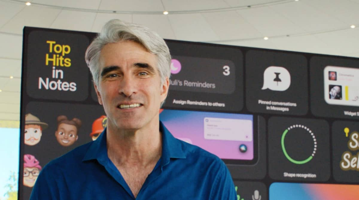 Craig Federighi Anti Tracking Ios 14