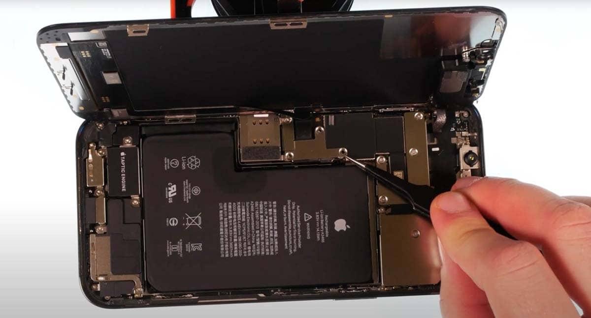 Demontage Iphone 12 Mini Pro Max
