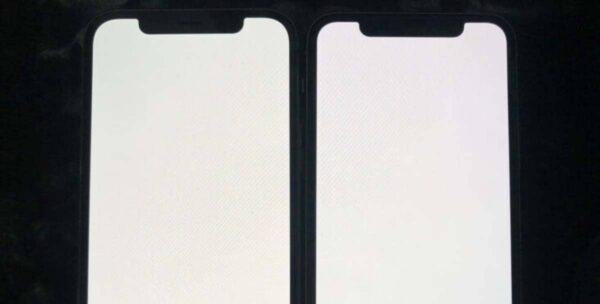 Ecran jaune iPhone 12