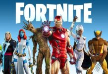 Epic Games Fortnite Rb
