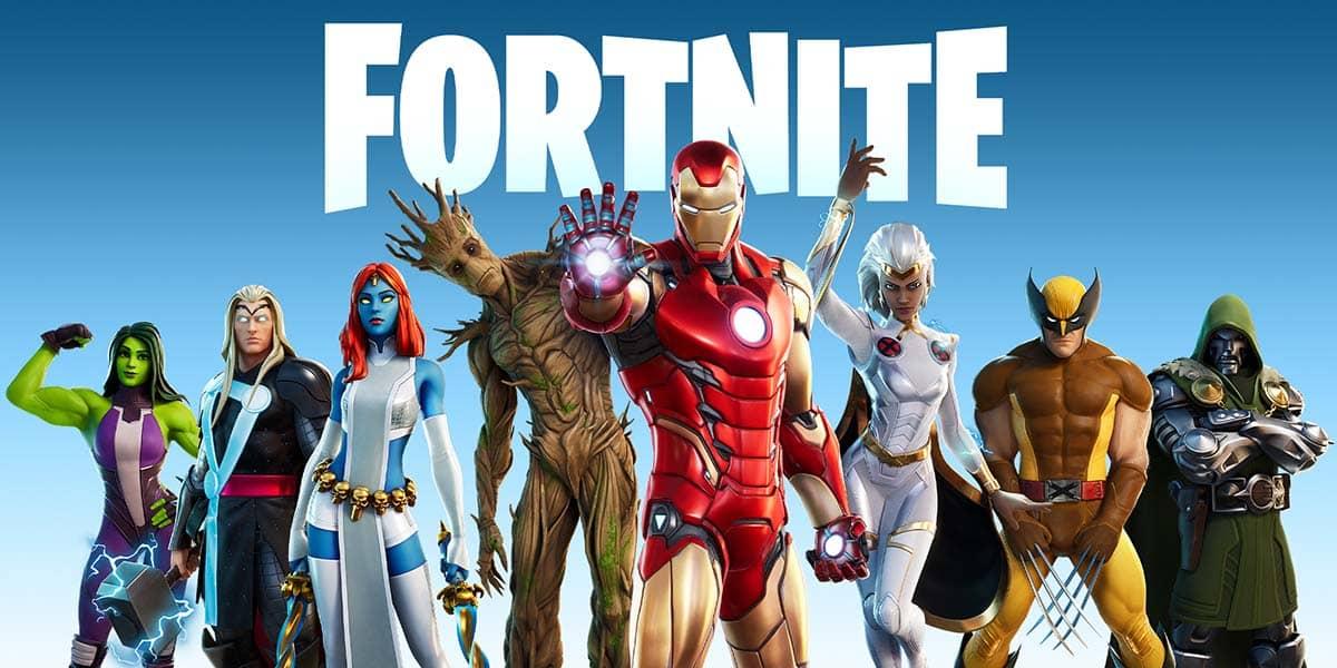 Epic Games Fortnite Rb
