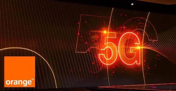 Forfaits 5G Orange