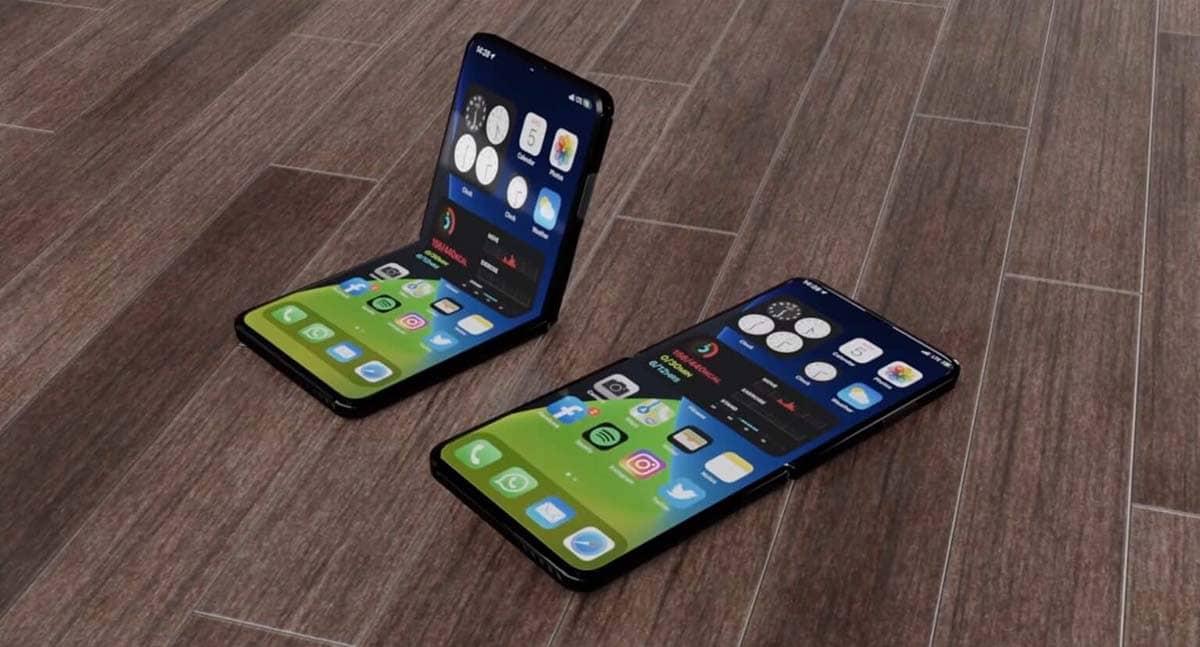 Iphone Pliable Concept 2022
