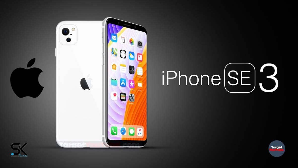Le futur iPhone SE devrait sortir au second semestre de ...