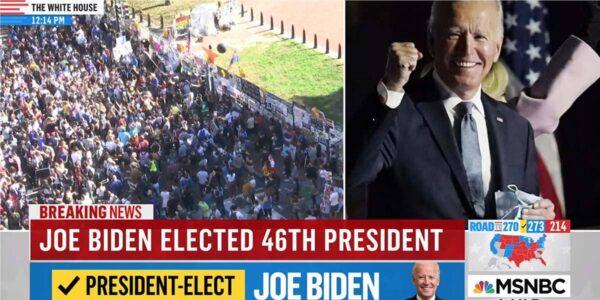 Joe Biden President Américain