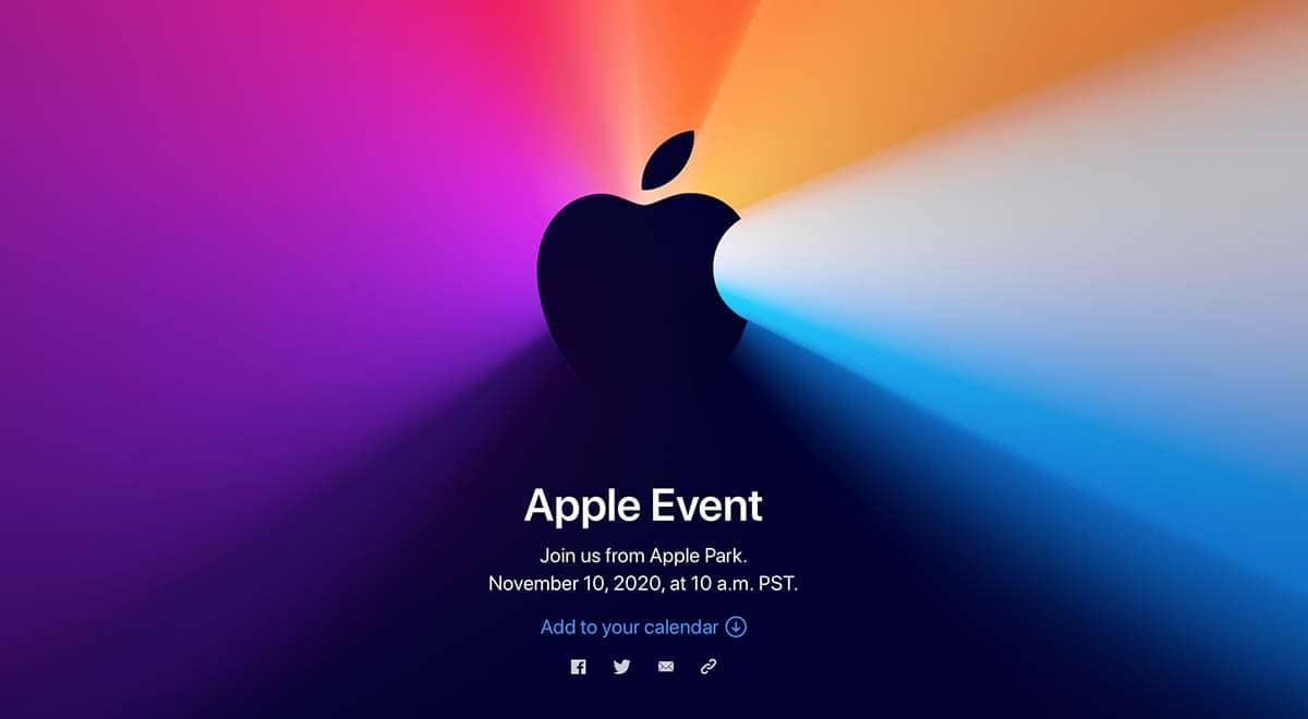 Keynote Apple Macos 10nov