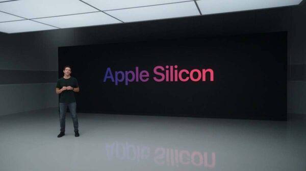 Keynote Apple Mac Apple Silicon N20