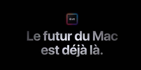 Mac M1 Apple 2021