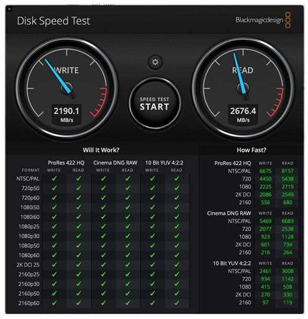 Macbook Air M1 SSD