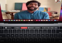 Macbook Touch Bar Force Touch