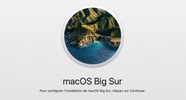 macOS Big Sur MacBook Pro 13
