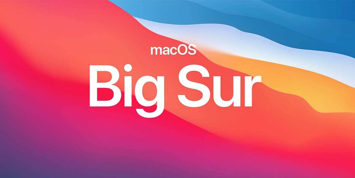 Macos Big Sur N20