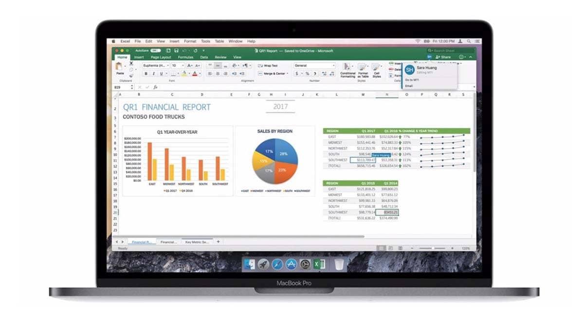Microsoft Office Mac Apple Silicon 2
