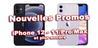 Nouvelles Promos Iphone 12 11 Pro
