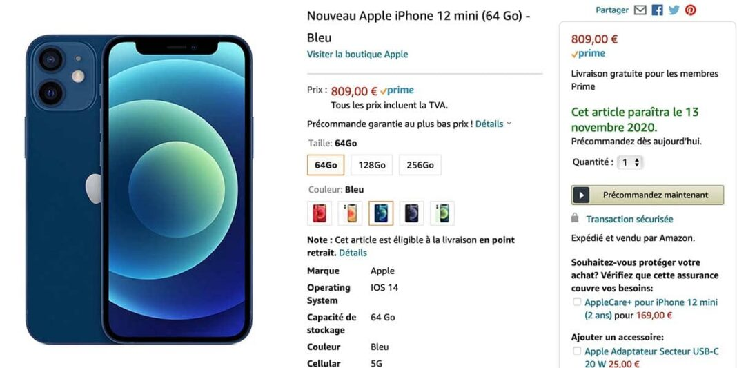 Preco Iphone 12 Mini Amazon