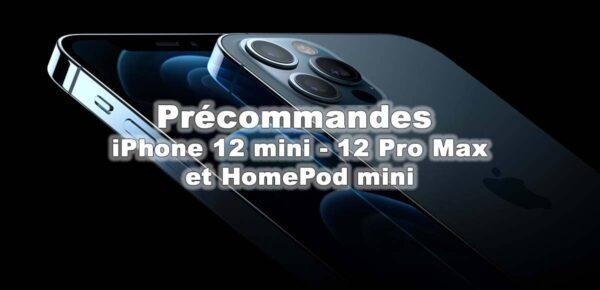 Preco iPhone 12 Mini - 12 Pro Max - HomePod Mini