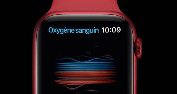 Pression Arterielle Apple Watch Oxygène Sang