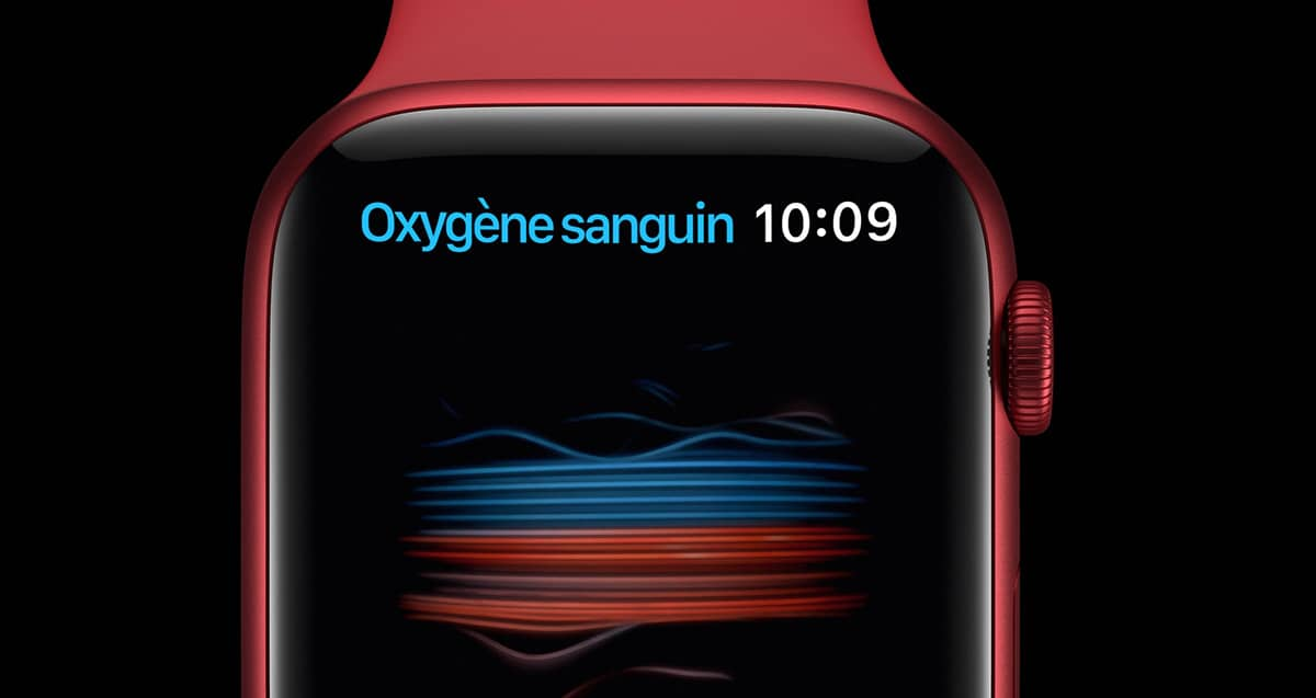Pression Arterielle Apple Watch Oxygene Sang 2