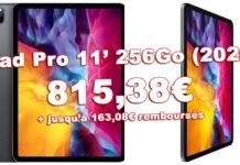 Promo Ipad Pro 11 256go 2020 815e