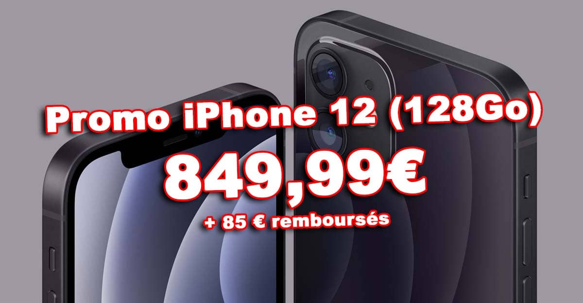 Promo Iphone 12 849e Nov20