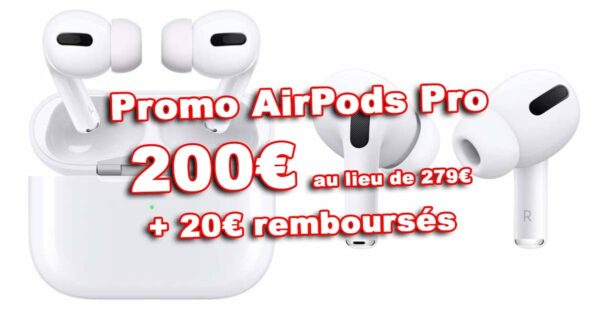Promos AirPods Pro