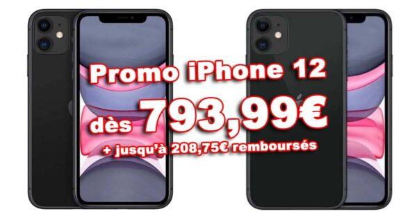 Promos iPhone 12