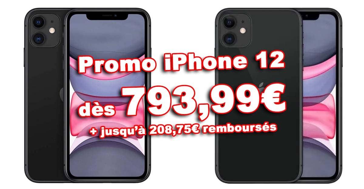 Promos Iphone 12 793e