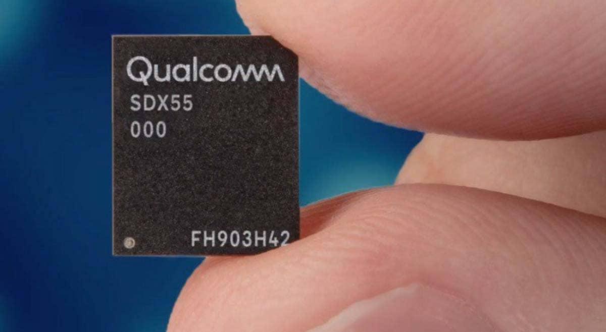 Qualcomm X55