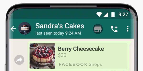 Shopping Whatsapp