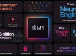 Soc M1 Apple