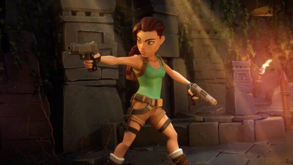 Tomb Raider Reloaded App Store