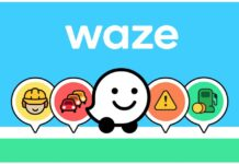 Waze Mode Tableau De Bord Carplay